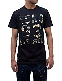 Ecko Hommes Garçons Liverpool Étoile Vacances Été T-shirts Le Temps Est De Nappy G Money Hip Hop