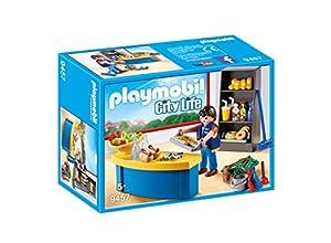 PLAYMOBIL- Cantina Juguete, Multicolor (geobra Brandstätter 9457)