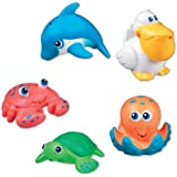 Munchkin Sea Squirts (Pack of 5)