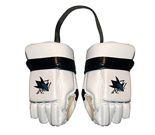 Mini Handschuhe NHL Team San Jose Sharks