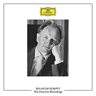 The Concerto Recordings by Wilhelm Kempff (B00ANDVNAU) | Amazon Products