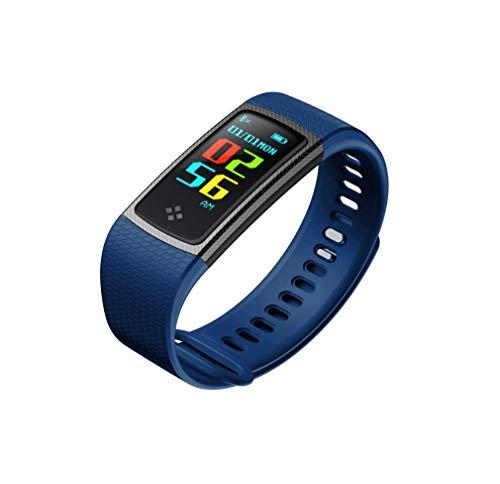 AA-SS Wasserdichte Bildschirm Fitness Uhr Aktivität Tracker mit Pulsmesser für Kinder Frauen Männer Smart Armband Schlaf