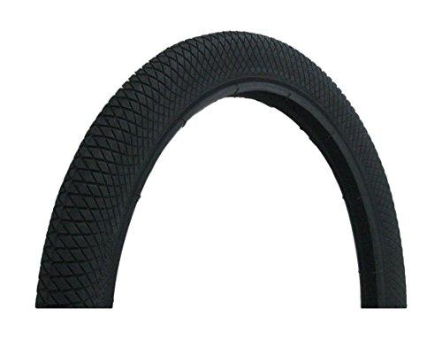 Prophete Fahrradreifen Reifen 20 x 2.00 BMX schwarz Straßenprofil, 6467