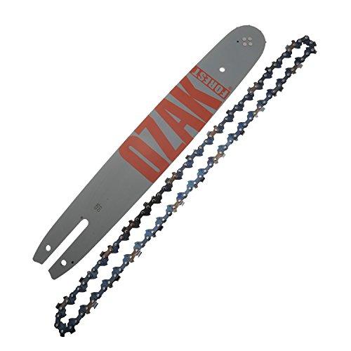 Guide chaîne Pro tronçonneuse 35cm 3/8 1,3mm 50E = Oregon 140spea074