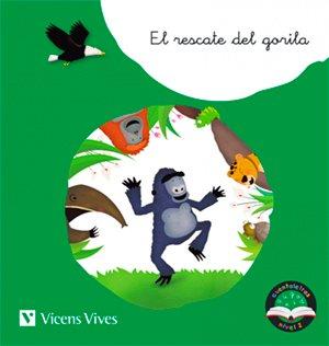 EL RESCATE DEL GORILA (G,GU) CUENTALETRAS (Cuentaletras / Rodalletres)