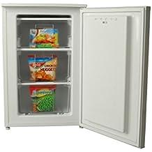 Congelador vertical TELEFUNKEN GN-1451 85 x 55 cm A+ blanco