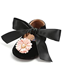 775213b14772 Auxma Chaussures bébé Filles 0-6 6-12 12-18 Mois Bébé Filles Robe de mariée  Mariage Chaussures, Pantoufles pour…