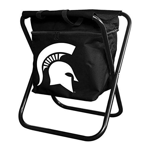 R und R Imports NCAA Quad Stuhl Kühler, Mädchen Damen Jungen Unisex Herren, Michigan State Spartans -