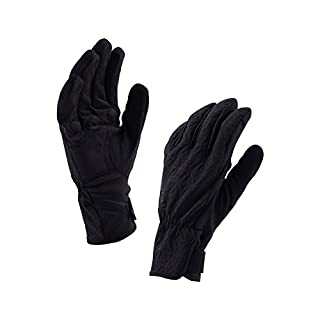 SEALSKINZ 100 Percent Waterproof Womens Glove - Windproof and Breathable - Suitable for Cycling in All Weather Conditions