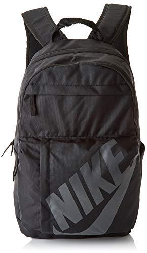 Nike Sportswear Elemental Rucksack, Black/Anthracite, 13 x 34 x 47 cm