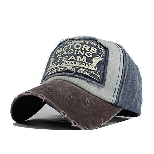ForgetP Beanies Cotton Cap Baseball Cap Snapback Hat Sommer Cap Hip Hop Fitted Cap Mützen Grinding Multicolor - - Einstellbar