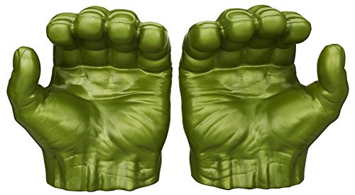 Image of Marvel Avengers Age of Ultron Hulk Fists Pretend Play