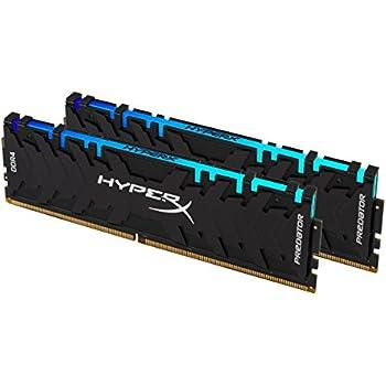 HyperX Predator - Memoria RAM de 16 GB (DDR4, Kit 2 x 8 GB ...
