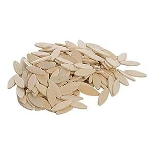 Silverline 598520 Sachet de 200 lamelles en bois N°20