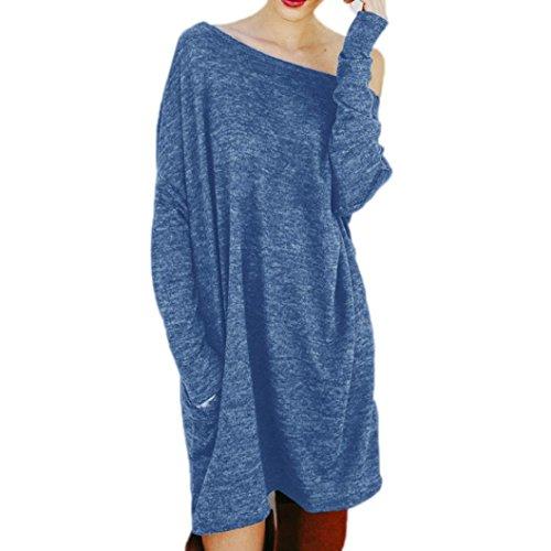 Damen Partykleid Felicove,Mode Bleistiftrock Bodycon Minikleid Abendkleid Minirock Jeansrock Damen...