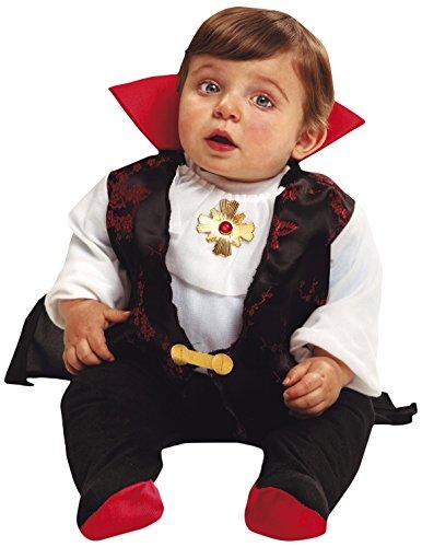 Imagen de my other me  disfraz de bebé drácula, 7 12 meses viving costumes 200148