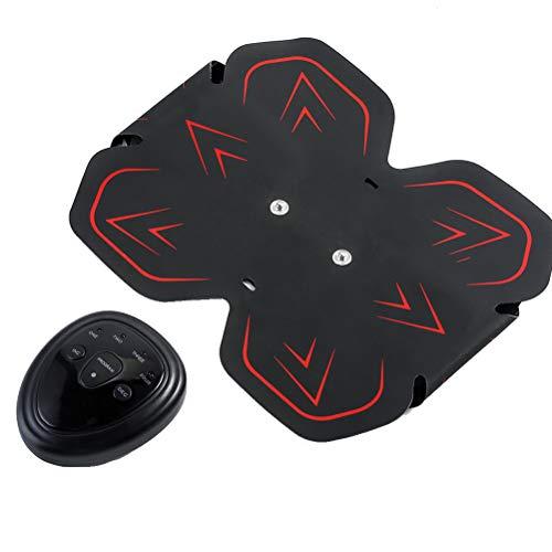 EMS Electroestimulador Muscular Abs Trainer con 6 Modos y 10 Niveles de Fuerza Dispositivo de Ejercicios...