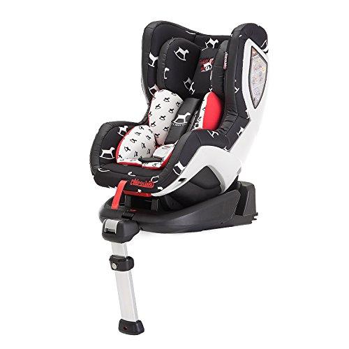 Silla de coche para bebés con grupo 0 y 1, ISOFIX VIP Chipolino Rider