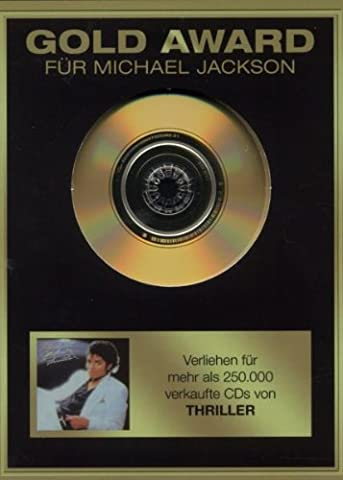 Gold Award...Thriller [Import anglais]
