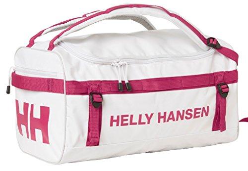 Helly Hansen Hh New Classic Duffel 67166 Bolsa de Viaje, 45 cm, 30 Litros, Nimbus Cloud Helly Hansen