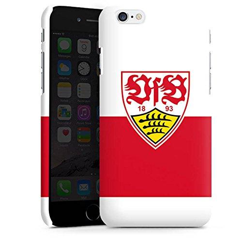 Apple iPhone 8 Hülle Case Handyhülle VfB Stuttgart Fanartikel Fußball Premium Case matt