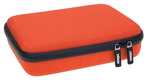 Dörr 431142 Hardcase GPX GoPro Hero 2/3/3+/4 für Kamera, Gehäuse und Zubehör (Größe:M) Orange