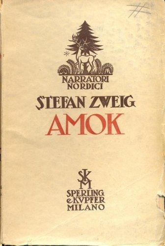 AMOK [Tapa blanda] by ZWEIG Stefan