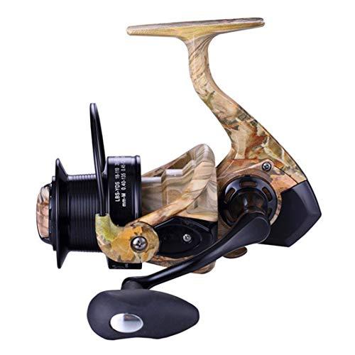 5000-10000 13BB 4.1: 1 carretilha de Pesca esquerda direita Metal Carpa Molinetes...