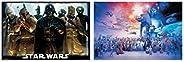 "Trends International Wall Poster Star Wars: Group Bundle, 22.375"""