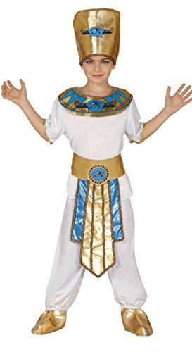 Guirca–Kostüm Pharao, Gr. 7–9Jahre (83366.0)