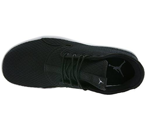 Nike Jordan Eclipse, Scarpe da Ginnastica Uomo black-wolf grey (724010-015)