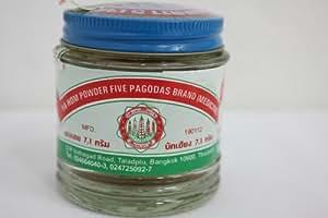 Ya Hom Powder Five Pagodas Brands