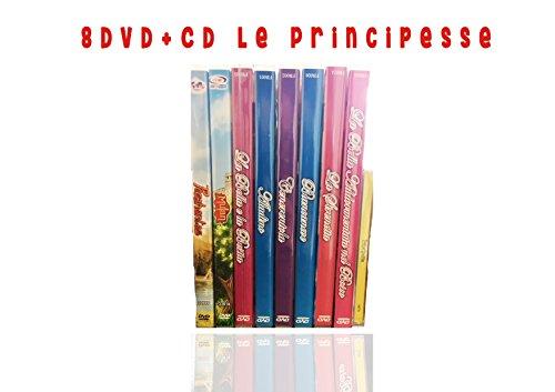 Offerta Speciale 8 DVD Favole + CD Le...