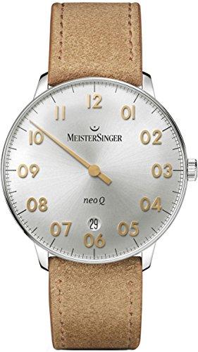 MeisterSinger orologio uomo Neo Q NQ901GN