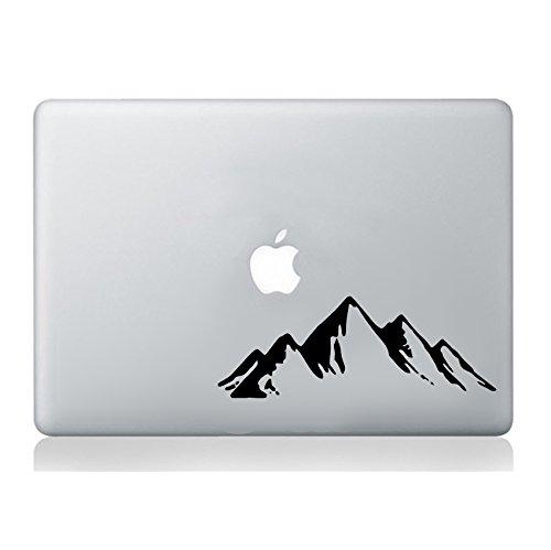 Montañas Hills Macbook Ordenador portátil Pegatina Calcomanía Vinilo Tablet Piel Mural Art Graphic Laptop Vinyl Sticker sticker macbook decal art apple