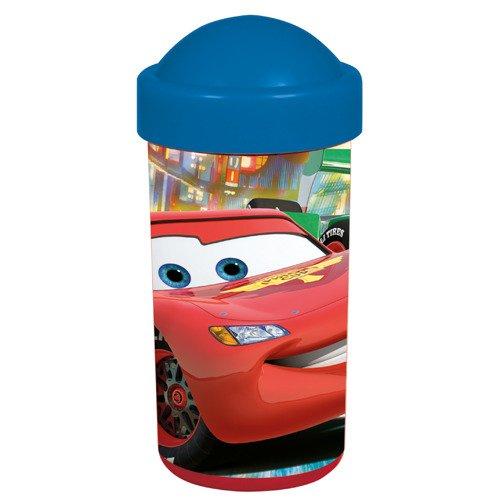 Disney 92978-Cars Taza con deksel