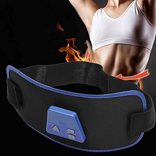 Tiowea Elektronischer Muskel-Arm-Bein-Taillen-Bauch-Massager, der den Bodybuilding Tonungs-Gurt mit Gel abnimmt