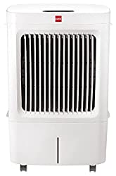 Cello Osum 50-Litre Air Cooler with Remote (White)