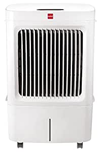 Cello Osum+ 50-Litre Desert Air Cooler (White) - with Remote Control