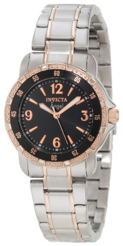 Invicta Women's 0549 Angel Collection Stainless Steel Watch