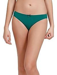 Zivame Women's Plain Bikini