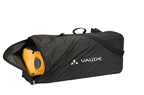 Vaude Protection Cover for Backpacks Zubehoer, Black, one Size