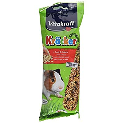 Vitakraft Guinea Pig Kracker Treat (Pack Of 5) from Vitakraft