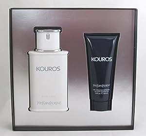 Yves Saint Laurent - Coffret Kouros - Coffret eau de toilette Homme -100ml