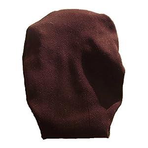 Leerbarer Stoma Cover Ostomy Bag Cover Bengaline Dunkle Pflaume
