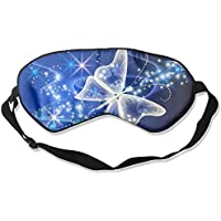 Artistic Blue Butterfly Sleep Eyes Masks - Comfortable Sleeping Mask Eye Cover For Travelling Night Noon Nap Mediation... preisvergleich bei billige-tabletten.eu