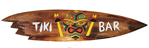 Tabla-de-surf-para-decoracin-100-cm-madera-diseo-con-texto-Tiki-Bar