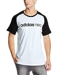 Adidas Men's Cotton Round Neck T-Shirt
