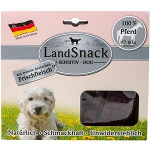 hundeinfo24.de LandSnack | Dog Sensitiv Pferd | 60 g