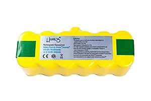 3500 mAh APS Batterie pour iRobot Roomba 620 de Hannets®